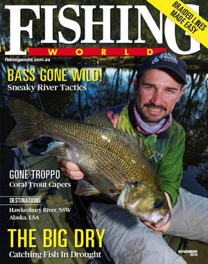 Fishing World - November 2018