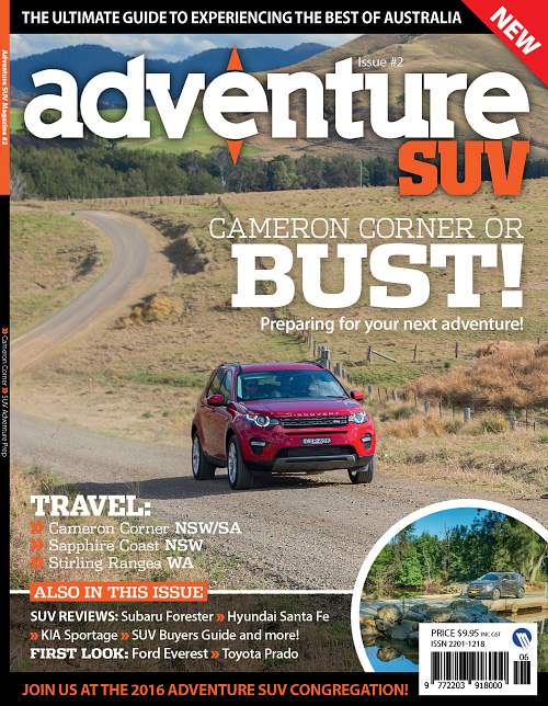Adventure SUV - Issue 2, 2015