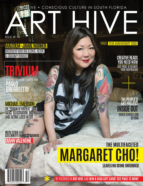 Art Hive - Issue 16, 2015