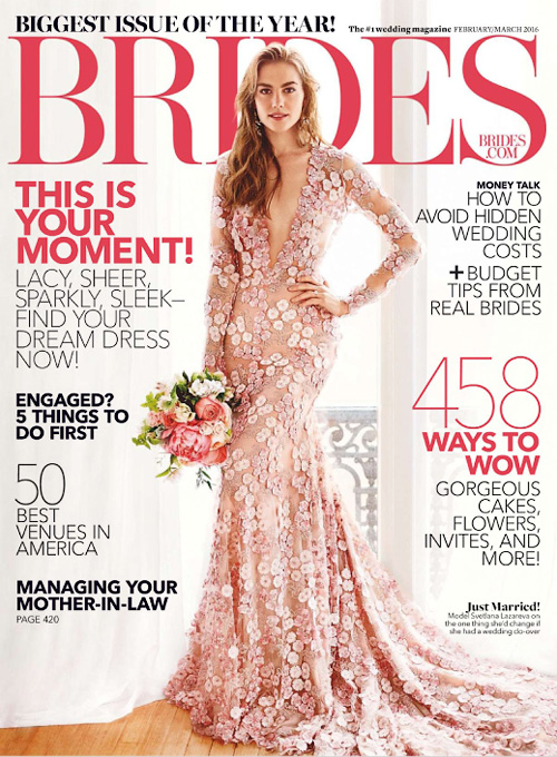 Brides USA - February/March 2016