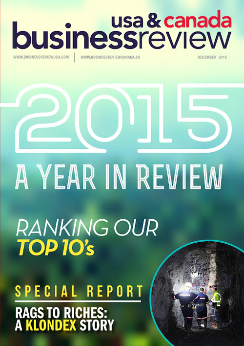 Business Review USA - December 2015