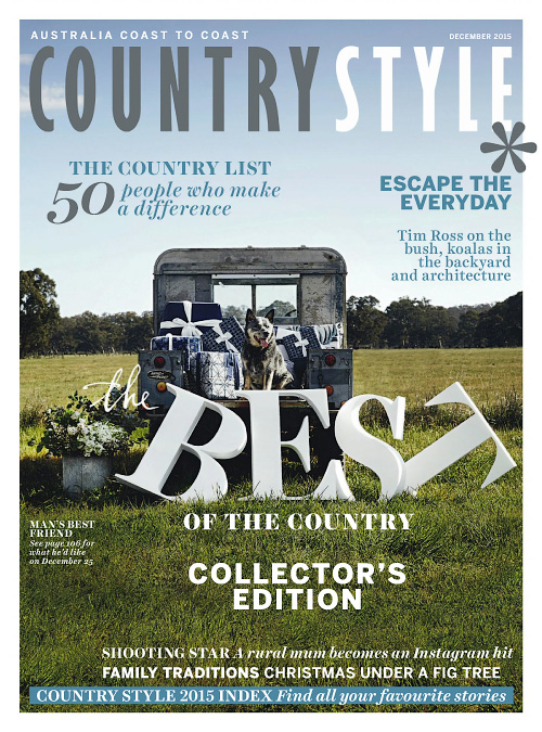 Country Style - December 2015