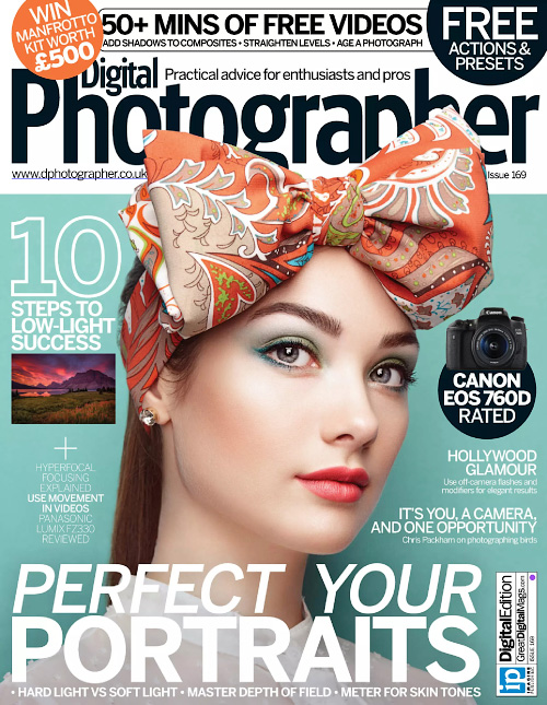 Digital Photographer - Issue 169, 2016