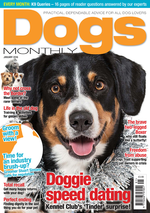 Dogs Monthly - January 2016