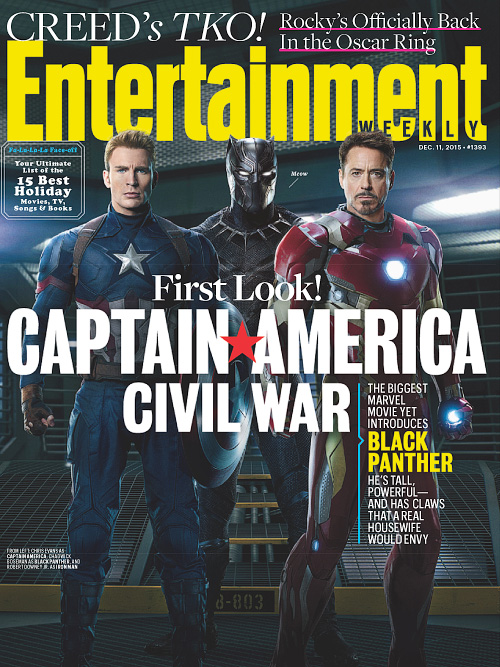 Entertainment Weekly - 11 December 2015