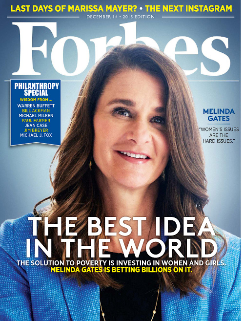 Forbes USA - 14 December 2015