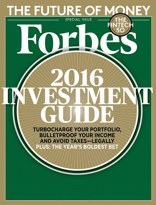 Forbes USA - 28 December 2015