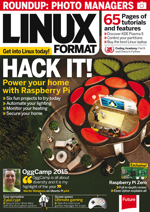 Linux Format UK - January 2016