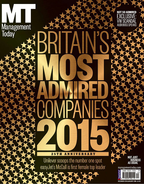 Management Today - December 2015