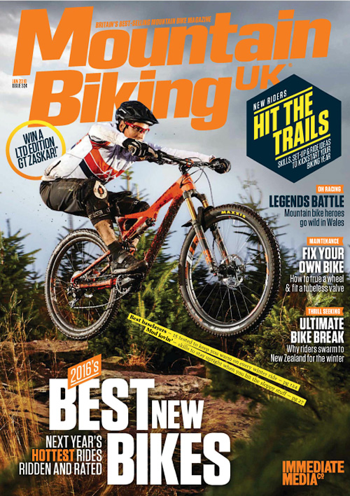 Mountain Biking UK - January 2016