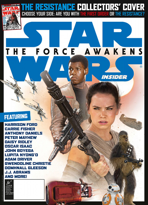 Star Wars Insider - January 2016