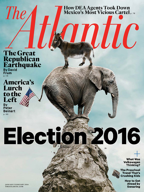 The Atlantic - Janaury/February 2016
