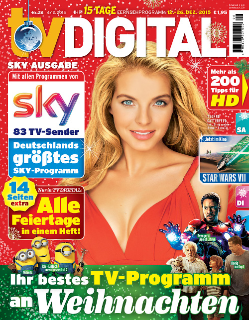 TV Digital - Nr.26, 2015
