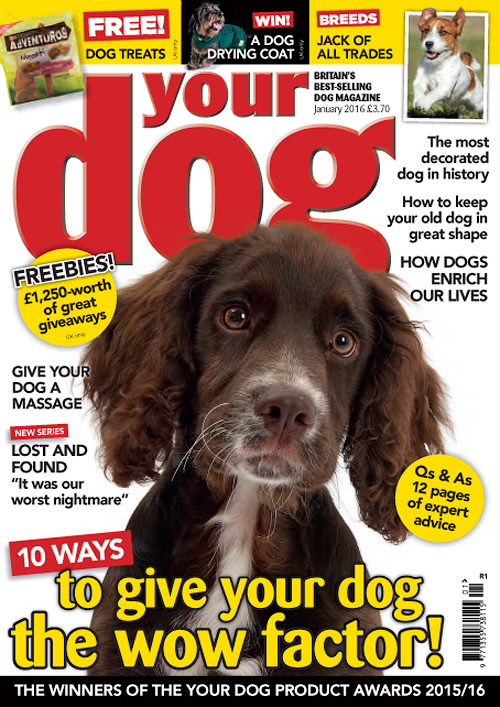 Your Dog - January 2016