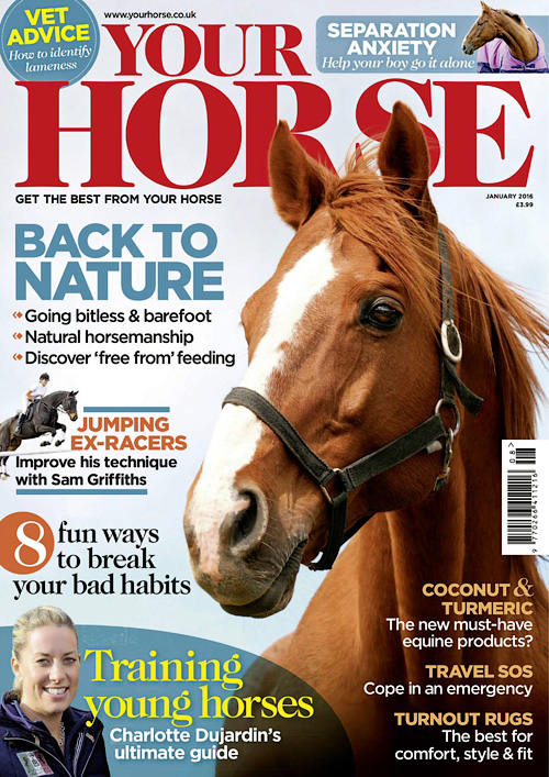 Your Horse - January 2016