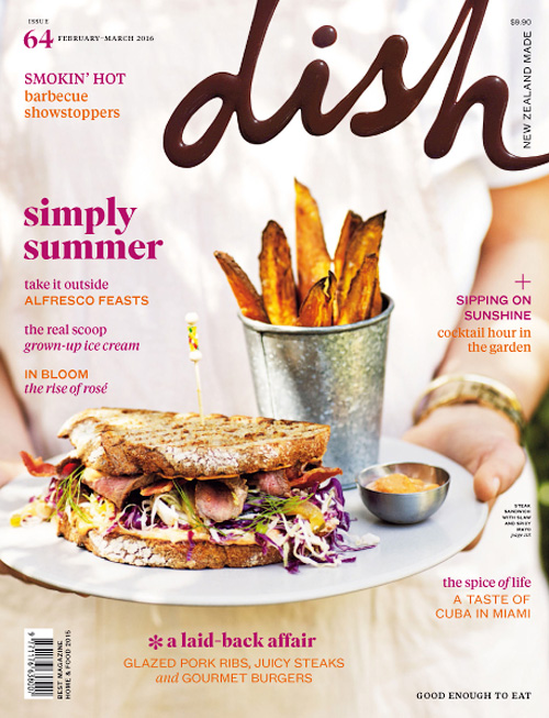 Dish - Issue 64, 2016