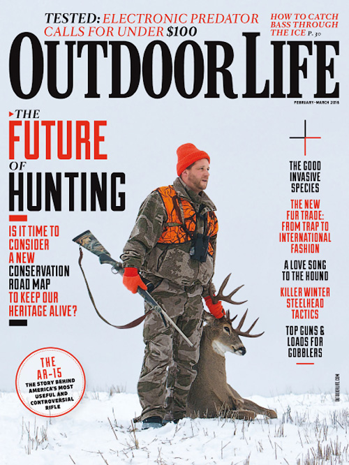Outdoor Life - February/March 2016