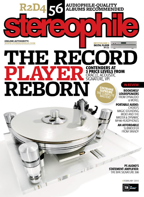 Stereophile - February 2016