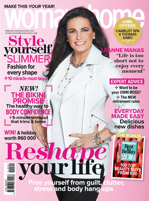 Woman & Home South Africa - February 2016