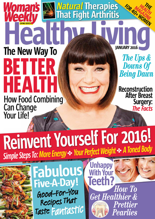 Woman's Weekly Healthy Living - January 2016