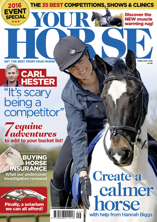 Your Horse - February 2016