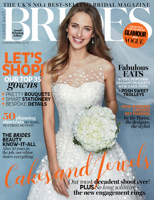Brides UK - March/April 2016