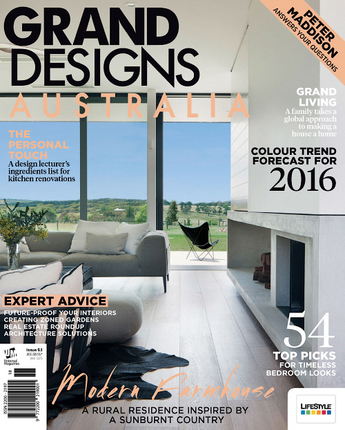 Grand Designs Australia - Issue 5.1