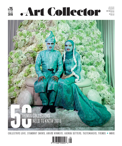 Art Collector - Issue 75, January/March 2016