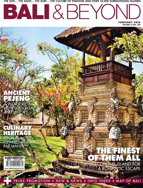 Bali  Beyond - February 2016  Free Pdf Magazines For -9841