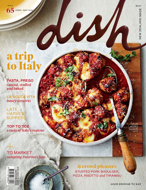 Dish - Issue 65, 2016