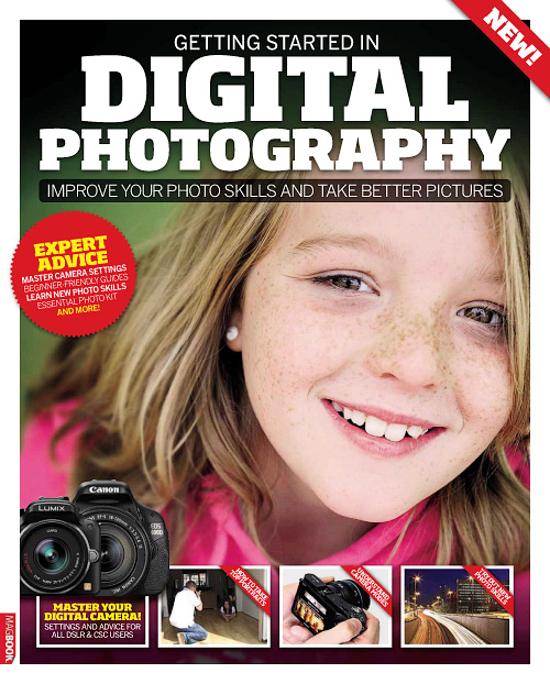 Getting Started in Digital Photography Vol.3