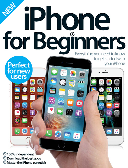 iPhone For Beginners 15th Edition 2016