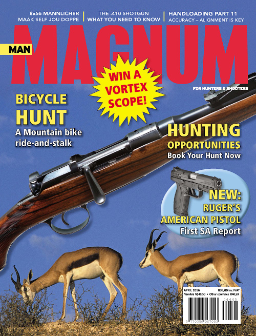 Man Magnum - April 2016