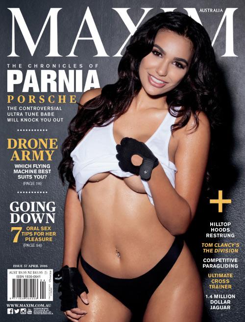 Parnia Porsche Maxim Australia Hot Sexy Tiny4k 1
