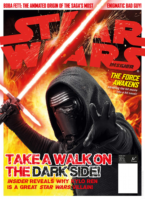 Star Wars Insider - April 2016