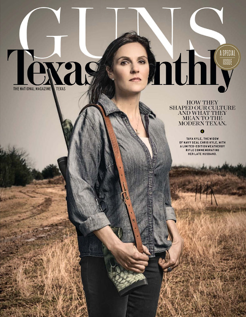 Texas Monthly - April 2016