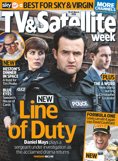 TV & Satellite Week - 19 March 2016