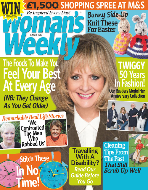 Woman's Weekly - 15 March 2016