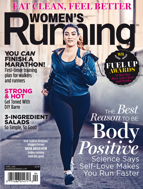 Women's Running USA - April 2016