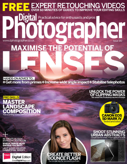 Digital Photographer - Issue 182, 2017