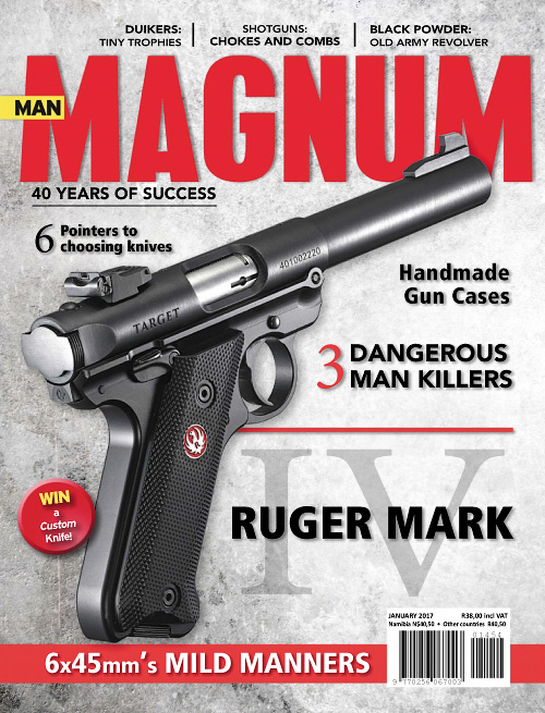 Man Magnum - January 2017