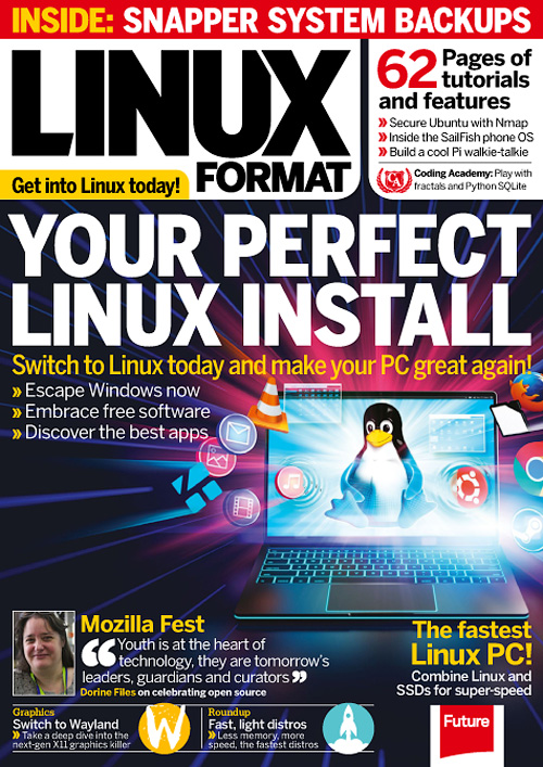 Linux Format UK - January 2017