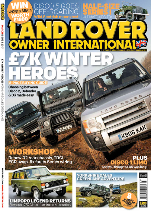 Land Rover Owner - March 2017