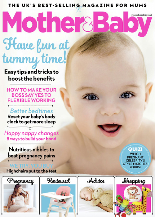 Mother & Baby UK - March 2017