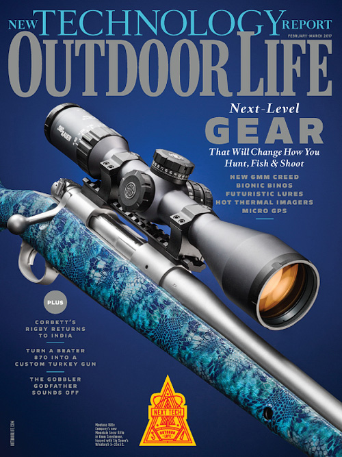 Outdoor Life - February/March 2017