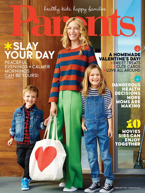 Parents USA - February 2017