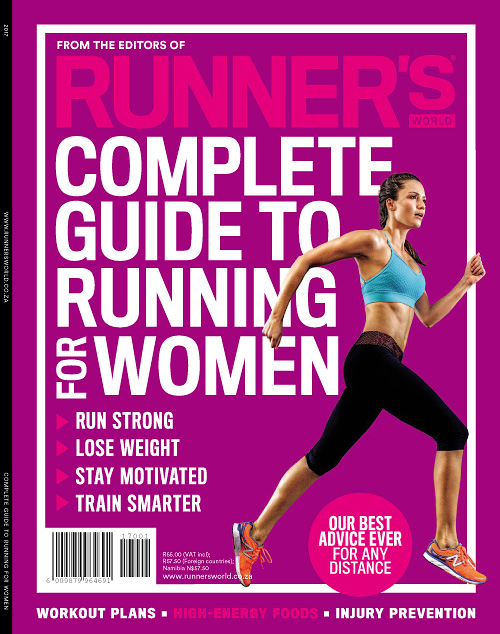 Runner's World South Africa - Complete Guide To Running For Women 2017