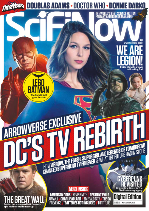 SciFi Now - Issue 128, 2017