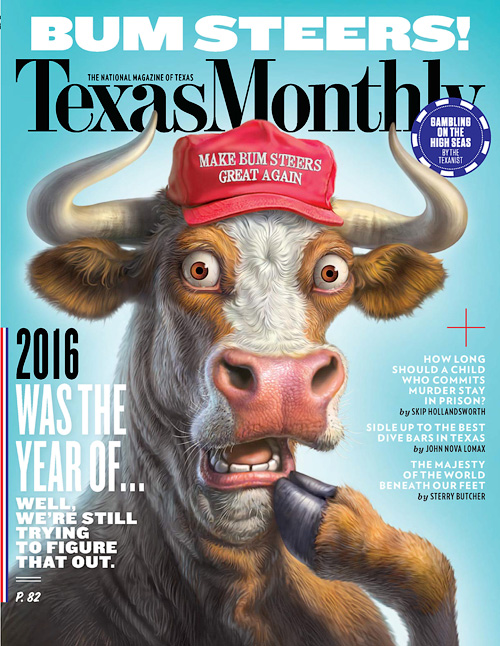 Texas Monthly - January 2017