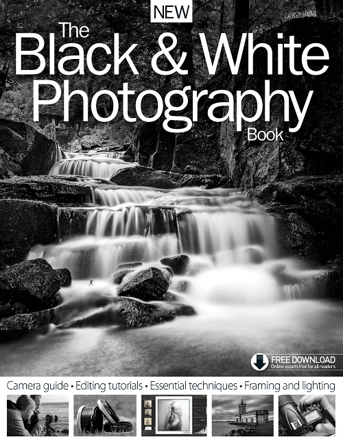 The Black & White Photography Book 6th Edition 2016